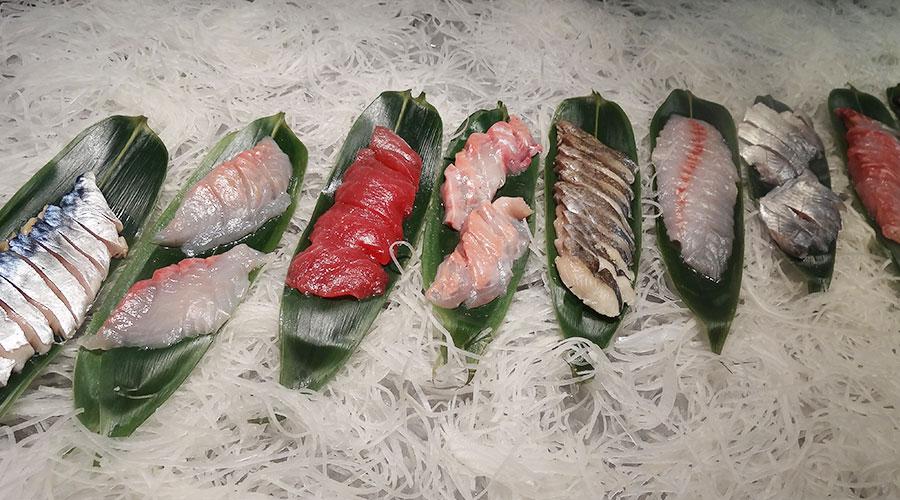 zwanger rauwe vis