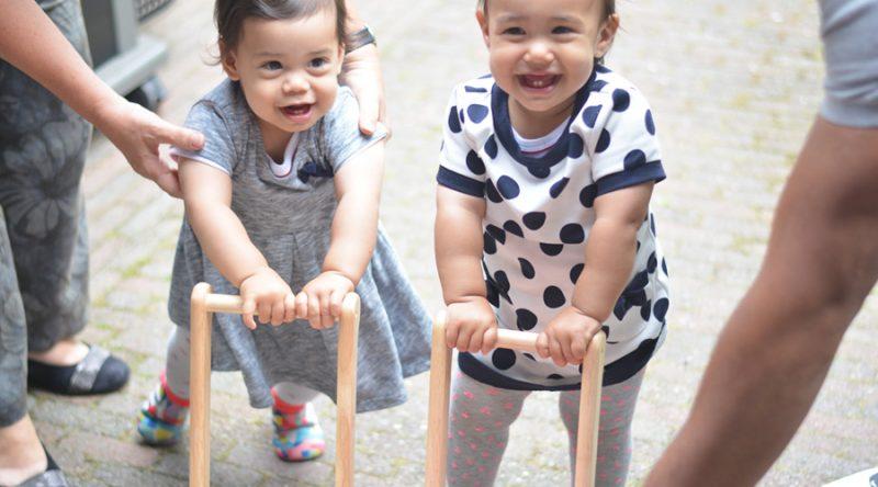 Twins Tuesday: hieper de piep! De verjaardag van A&M