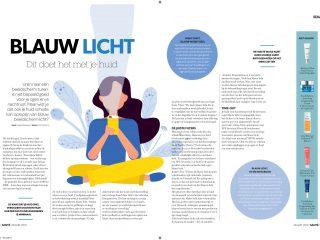 Blauw-licht